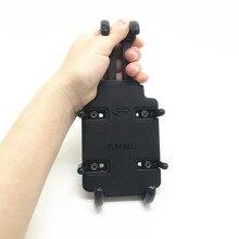 Universele Lente Geladen Mobiele Telefoon Cradle Houder Voor Ram Mounts Voor 3.5 6.5 Inch Telefoon