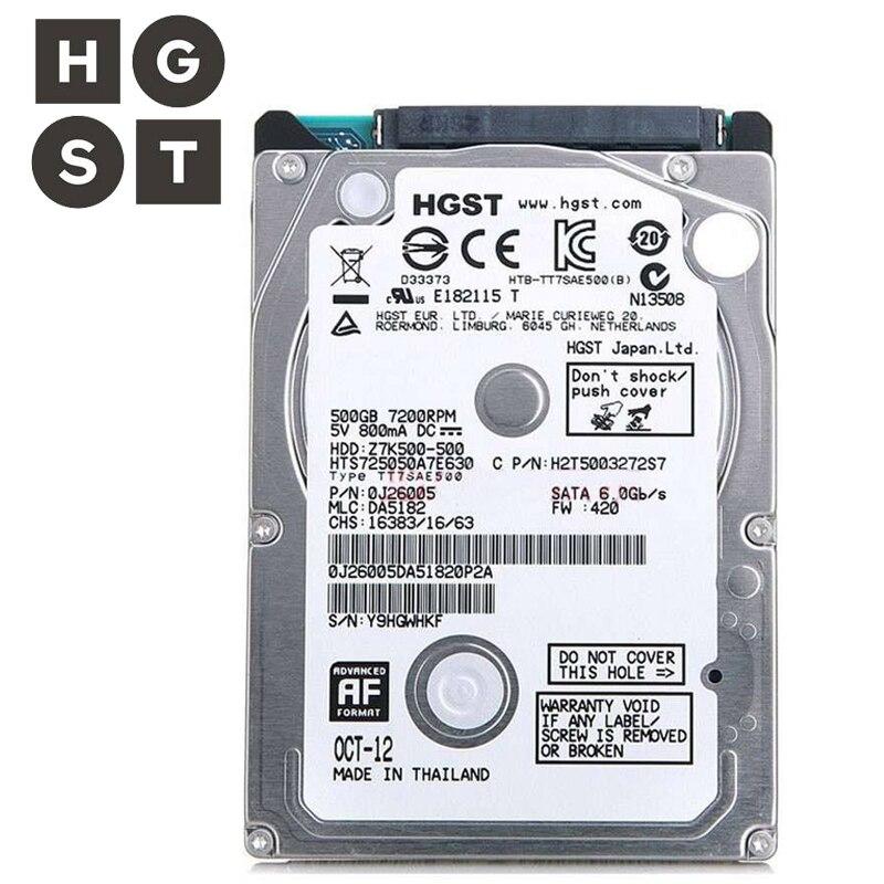 HDD 500gb 2.5''SATA USB3.0 Portable Hard Disk Internal Hard Drive 500gb for Laptops Storage Desktop Devices Disco Duro 5200rpm 4