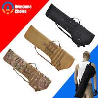 3 farbe Tactical Rifle Shotgun Scheide Holster Military Armee Gun Taschen Assault Lange Pistole Messer Jagd Tasche Armee Tasche Fall
