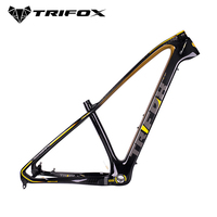 TRIFOX Carbon Mountain Bike Frame mtb 27.5/29er 31.6mm MTB carbon bicycle frame Mountain Bike Frame used for racing bike cycling