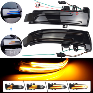 Image 1 - 2pcs For Mercedes Benz A Class W176 2013 2017 A180 A200 A250, A45 LED Blinker Dynamic Turn Signal Light Side Mirror Repeater