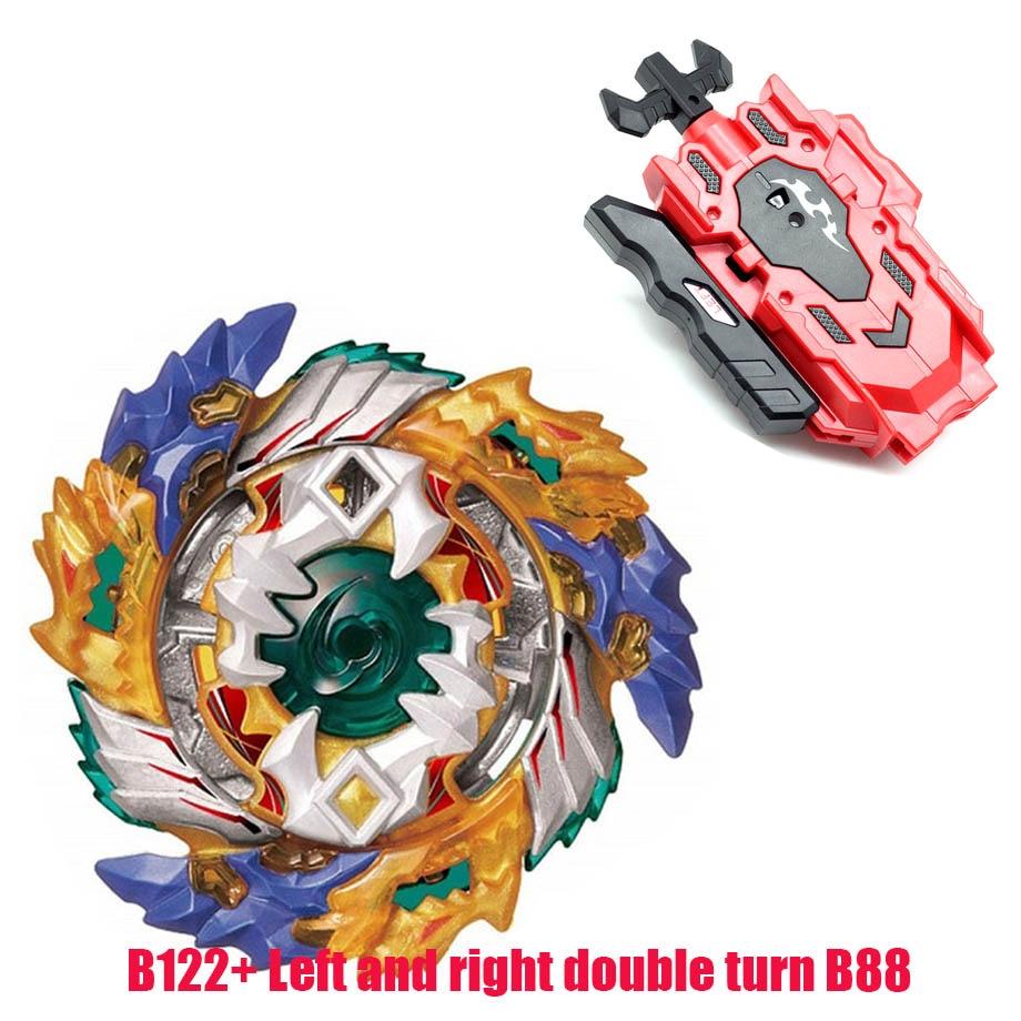 Beyblade Burst B-122 Starter Geist Fafnir.8`.Ab With Launcher New Spinning Top