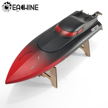 Speed-Boat Motor-Model-Vehicles Remote-Control Electric RC Eachine Toys Ship EBT02