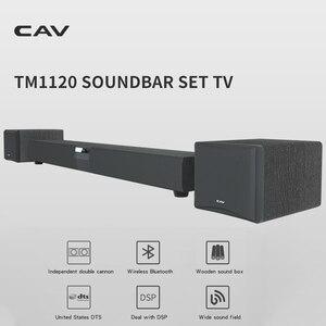 CAV TM1120 Soundbar Set TV Audio Home Th