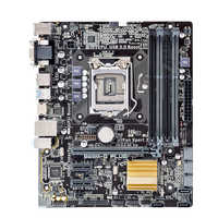 For ASUS B85M-G PLUS Desktop motherboard B85 chipset LGA 1150 Micro-ATX DDR3 32GB SATA3.0 USB3.0 100% fully Tested