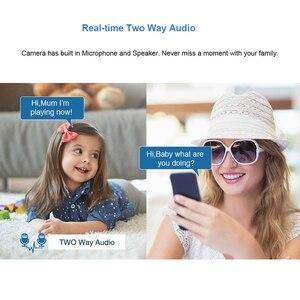 Image 4 - Techage H.265 4CH 5MP POE NVR Kit système de vidéosurveillance deux voies Audio alarme son AI IP caméra IR extérieur vidéo sécurité ensemble de Surveillance