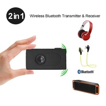 Portable Wireless Lossless Bluetooth Receiver 3.5mm Transmit