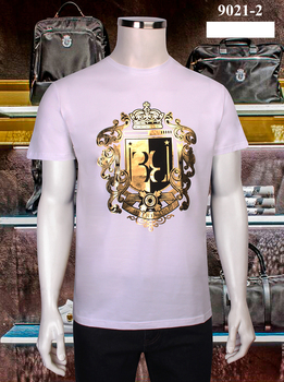 BILLIONAIRE T shirt men cotton 2020 new summer casual Thin fashion Printed casual England Short sleeve big size free shipping