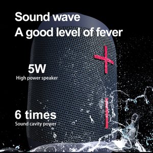 Image 3 - Nowy głośnik Bluetooth przenośne głośniki bezprzewodowe do telefonu komputer Stereo muzyka surround wodoodporne głośniki zewnętrzne Box