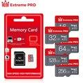 Карта памяти micro sd, класс 10, 8 ГБ, 16 ГБ, 32 ГБ, 64 ГБ, карта micro sd 128 ГБ, 256 ГБ, tarjeta microsd 32 ГБ, Мини TF карта