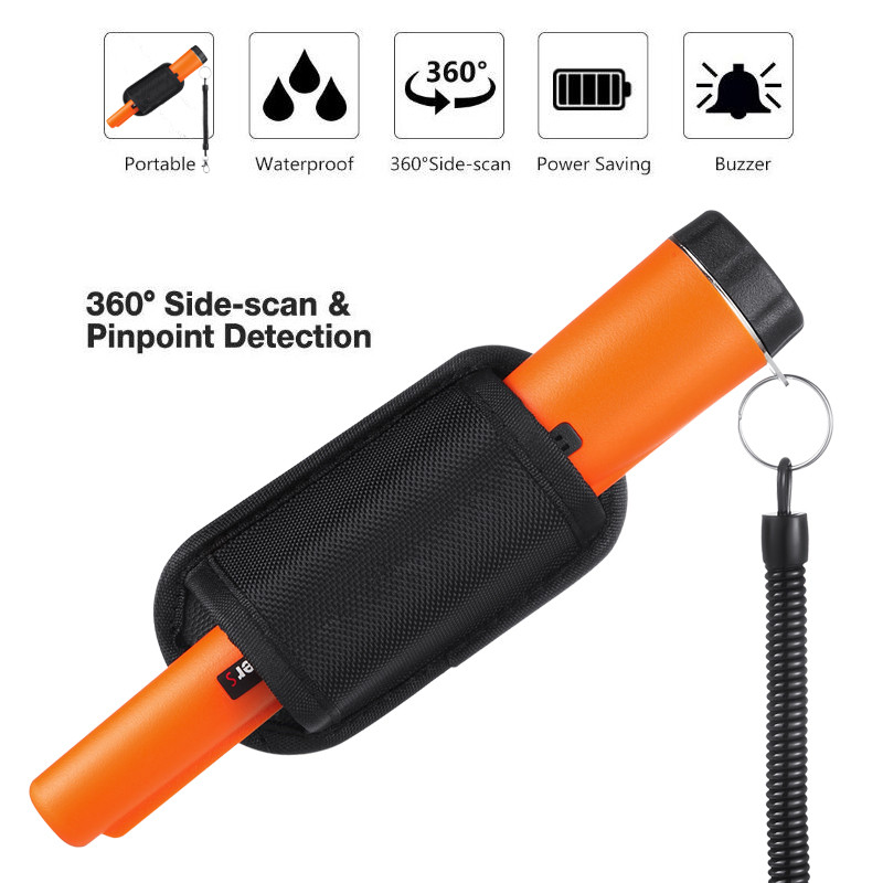 Handheld Metal Detector Pinpointer Metal Detector GP-Pointer High Sensitivity Pin Pointer Metal Gold Finder