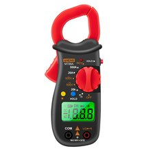 Digital-Clamp-Meter Multimeter Current-Tester Test-Lead-Wire Capacitance DC/AC MT88A