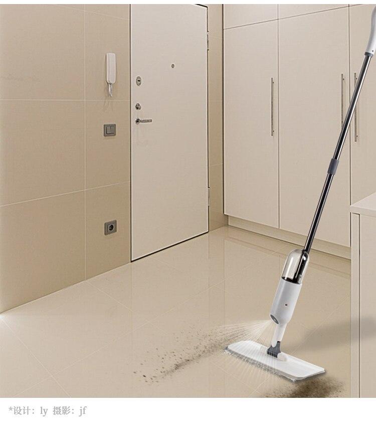 spray mop substituição almofadas de microfibra 360
