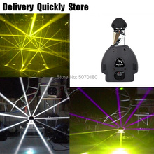 Umbrella Effect 5R Rotate Scanner Beam Moving Head Light Unlimited 4pcs/lot Professional Stage Use For Club