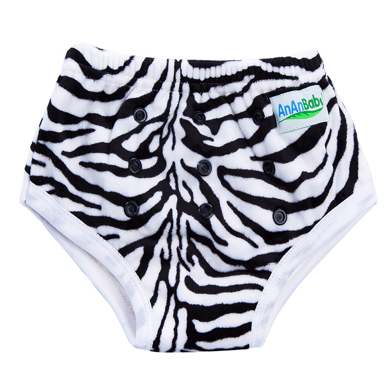 Bamboo Inner Reusable And Washable Underpants Cloth Baby Toddler Training Pants TC5