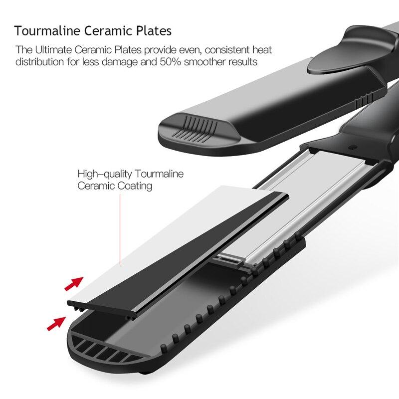 4 v 1 likalnik za curling las + toplotno odporne rokavice keramični - Nega las in styling - Fotografija 3