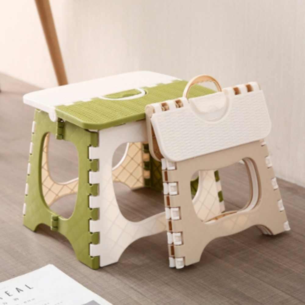 Vouwen Krukje Opvouwbare Plastic Draagbare Kleine Krukje Stoel Bank Voor Kinderen Kids Volwassenen Buiten Badkamer Reizen