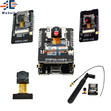 ESP32 камера ESP32 Cam Mb/Ch340 антенна модуль камеры макетная плата 5v Bluetooth последовательный Micro Usb Ov2640 модуль камеры