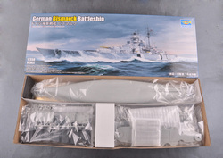 Trumpeter 05358 1/350 scale German Bismarck Battleship model kit 2020 new