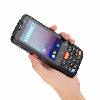 Caribe PL-40L Industrial PDA a\\Android 1D Barcode Scanner Bluetooth Smartphone Style for Data Collection - DISCOUNT ITEM  19 OFF Computer & Office