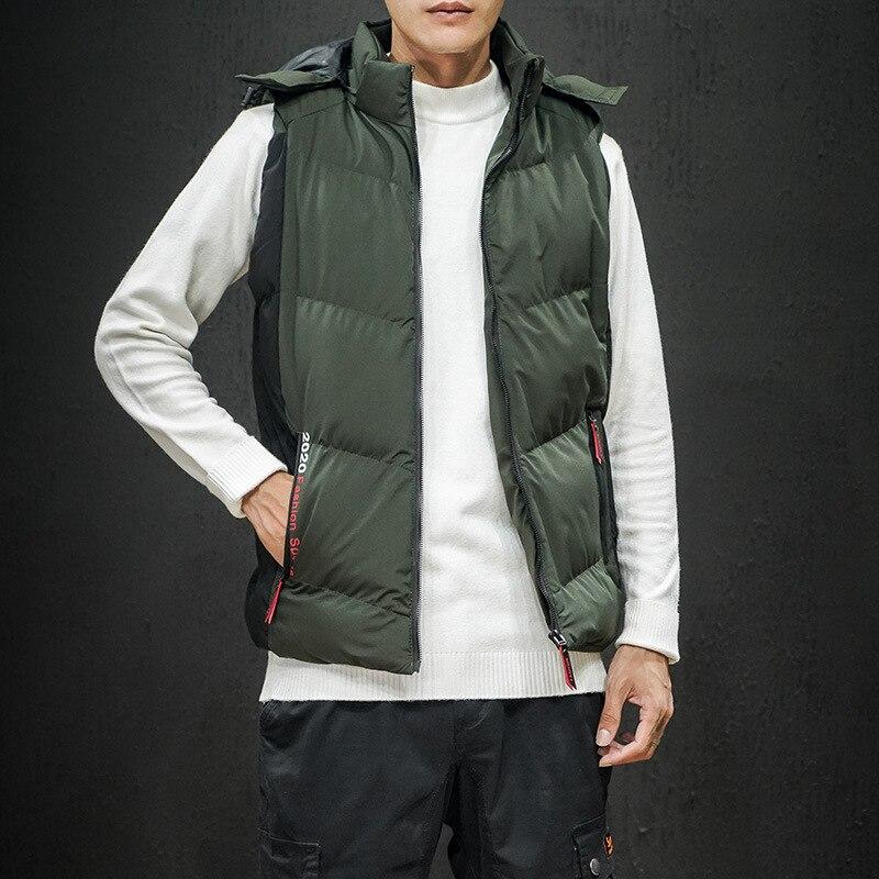Macheda-My19363-ebay95 100% Polyester Winter Large Size Sleeveless