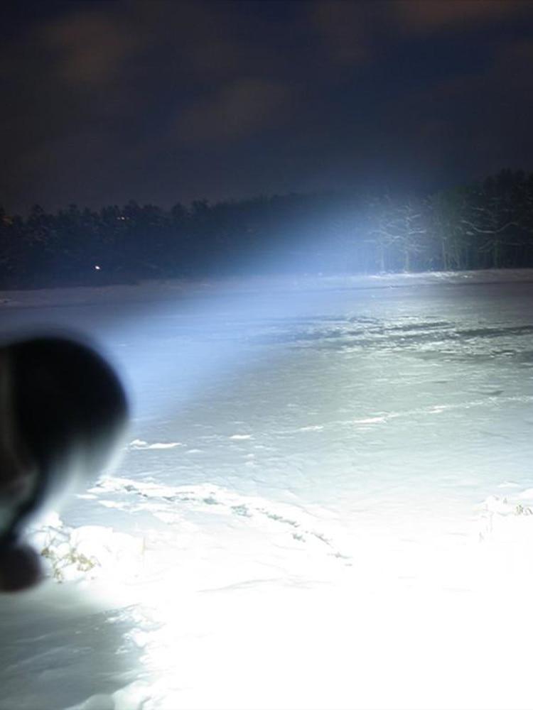 Sofirn LED Flashlight Powerful Super-Bright-Torch IPX8 Q8 18650 Multiple-Operation Hi-5000lm