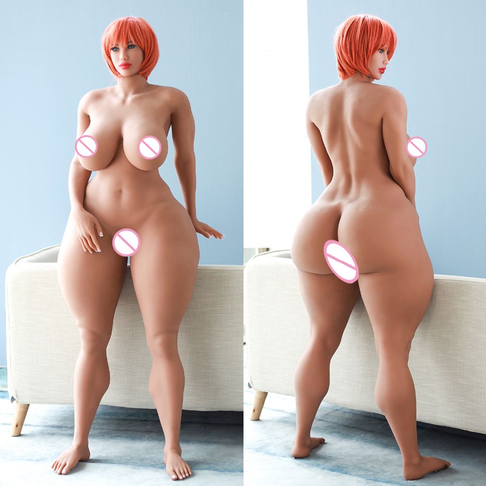 Fat Sex Doll Big Ass Tits With 163cm Meta Skeleton Huge Breast Real Silicone Sex Doll Big Boobs For Men