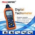 MS6208A контактный цифровой тахометр высокая производительность революционный метр 50-10000 об/мин Макс