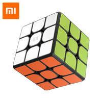 Original Xiaomi Smart Magic Cube Bluetooth 5 0 Six axis sensor APP 3D dynamic tutorial