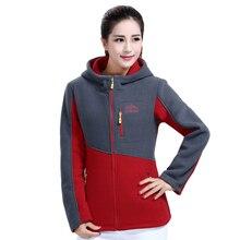 2020 Autumn Women Hoodies Pullover High Quality Plus Size 4XL Patchwark Polar Fleece Coat Autumn Winter Warm Woman Sweatshirt