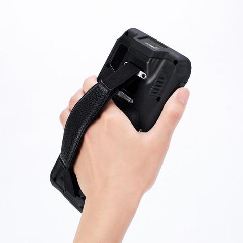 varredor handheld aspero androide 4g wifi gps bluetooth nfc pda