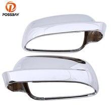 Чехол для зеркала заднего вида автомобиля vw golf/r32/gti/rabbit