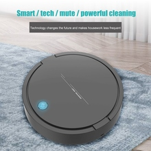 Household Appliances Rechargeable Smart Robot Vacuum Cleaner