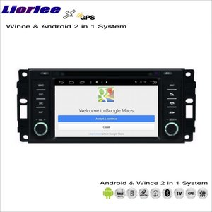 Liorle For Chrysler Voyager/200 2008-2013 Car Android Multimedia Radio CD DVD Player GPS Navi Map Navigation Audio Video Stereo(China)