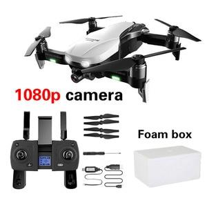 Image 5 - 4K мини Дроны с камерой Квадрокоптер Профессиональный GPS Дрон FPV Радиоуправляемый Дрон Складные Игрушки с дистанционным управлением подарок