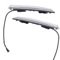 2Pcs/Set Waterproof LED DRL Daytime Running Lights for Ford Kuga Escape with Turning Signal Lamps