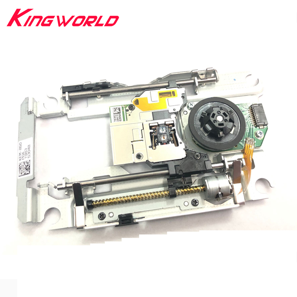 Optical Laser Head Drive Lens KEM-850 KEM850PHA AAA For Playstation3 PS3 Super Slim Console With Deck Mechanism Replacement