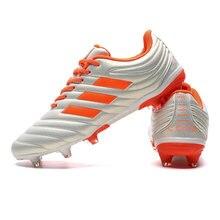 Футбол кроссовки Для мужчин брендовые футбольные fg/tf бутсы