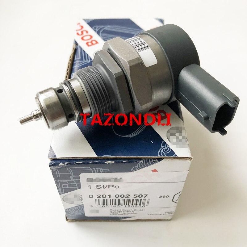 Valve de contrôle de pression DRV 0281002507 /0281002625   Original, authentique et nouveau pour 55185570