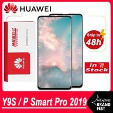 חדש 6.59 LCD החלפה עבור Huawei Y9S STK L21 STK LX3 STK L22 תצוגת מגע מסך Digitizer עצרת עבור P חכם פרו 2019