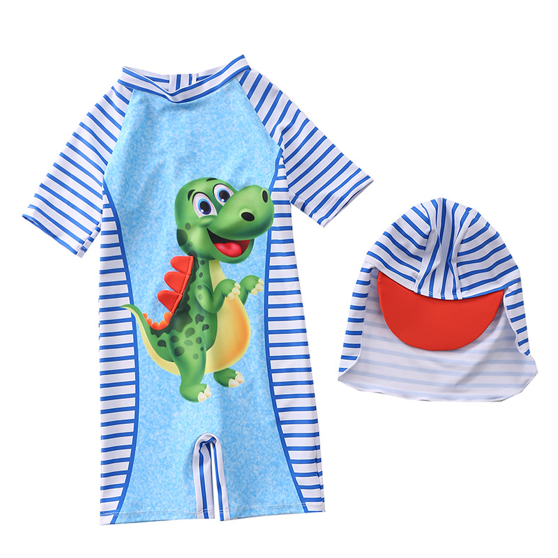 Купальный костюм для мальчиков 2020 детские купальники цельные