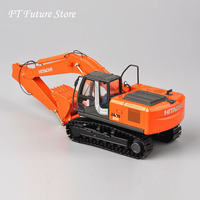 Collectible In Stock HIACHI Diecast Model 1/50 Alloy Die Cast Simulation ZH200 Excavator Diecast Vehicle Model for Fans Gifts