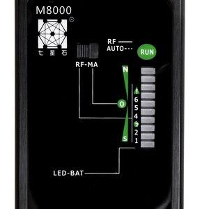 Image 5 - 1 zestaw detektor sygnału M8000 bezprzewodowy detektor sygnału RF detektor sygnału anty szpieg szczery aparat GSM Audio GPS Scan Finder ochrona prywatności Dropship