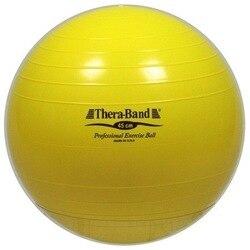 Спортивный мяч для пилатеса Thera Band, желтый, 45 см, 480956663