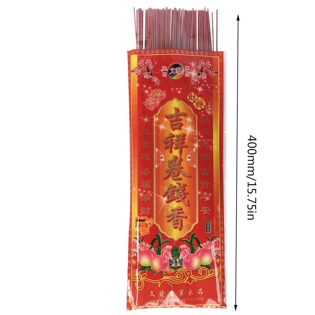 90PCS/SET 40CM Tibetan Incense Natural Handmade Buddhist Incense Sticks For Living Room Pray Worship Gods Chant Temple
