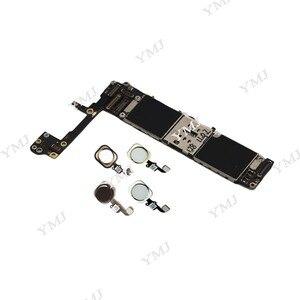 Image 4 - Pieno sbloccato per iphone 6 S 6 S Scheda Madre Con/Senza Touch ID, originale per iphone 6 S Mainboard con il Pieno di Chip, 16GB 64G 128G