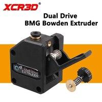 3D Drucker Extruder Teile BMG Bowden Extruder Geklont Dual Drive Getriebe Kit für MK8 J kopf Hotend Box Verpackung 1 75mm Filament|3D Druckerteile & Zubehör|   -