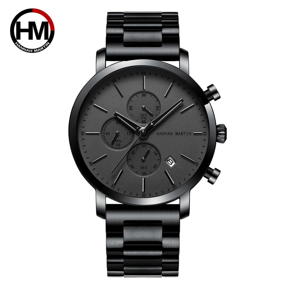 Men Watches Top Brand Fashion multifunction small dial Stainless Steel Mesh business Waterproof Wrist Watches Relogio Masculino|Quartz Watches| - AliExpress