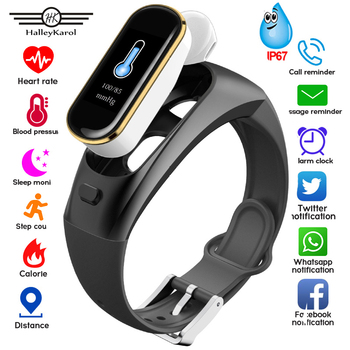 Men Smartwatch For Android IOS Smart Watch Women Blood Pressure Measurement Electronic Heart Rate Monitor Waterproof Ip67