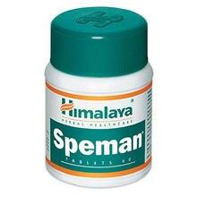 Speman Herbals 60 Tab mejora la fertilidad masculina y aumenta el conteo de espermas, extractos de hierbas cuidado corporal Masculino